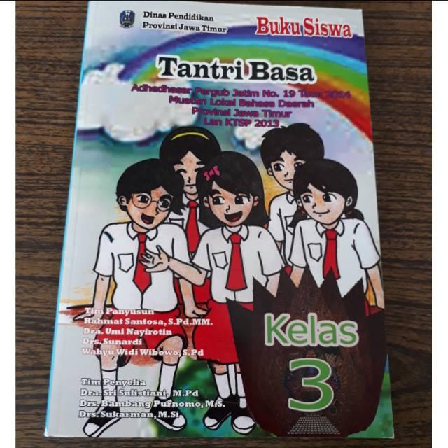 Dinas pendidikan provinsi jawa timur. Tantri Basa Kelas 3 Sd Mi Shopee Indonesia