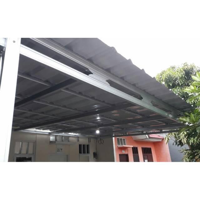canopy baja ringan minimalis jual kanopi shopee indonesia