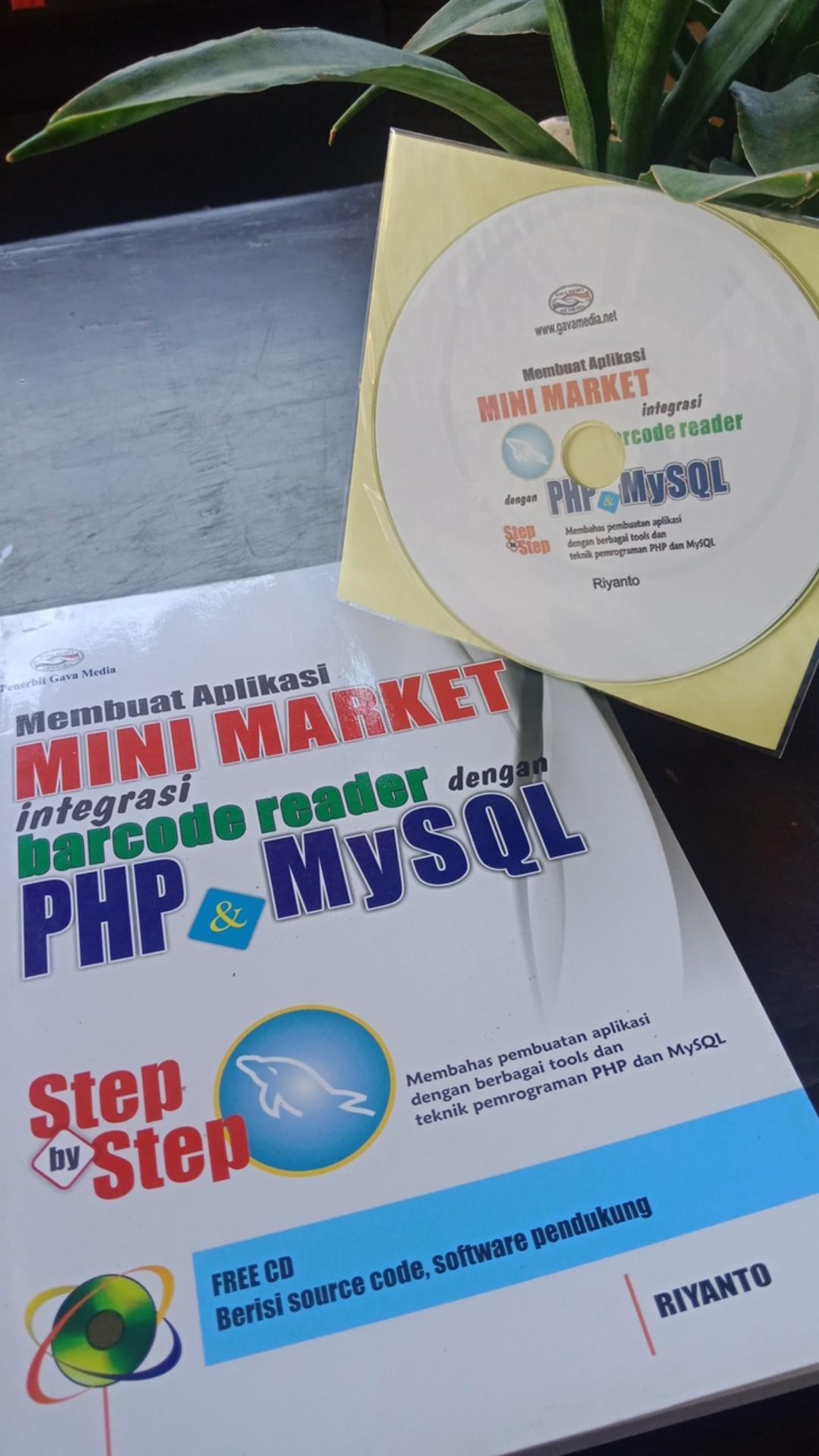 Membuat Aplikasi Barcode Dengan Php : membuat, aplikasi, barcode, dengan, Membuat, Aplikasi, Market, Integrasi, Barcode, Dengan, Mysql, Shopee, Indonesia