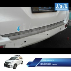 Ukuran Wiper Grand New Avanza 2015 Harga Toyota Frameless All Xenia Bosch Clear Advantage 21 14 Shopee Indonesia