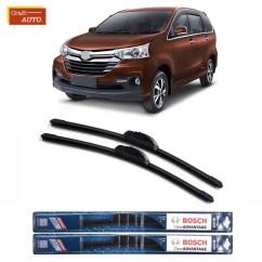 Ukuran Wiper Grand New Avanza 2015 All Corolla Altis Frameless Xenia Bosch Clear Advantage 21 14 Shopee Indonesia