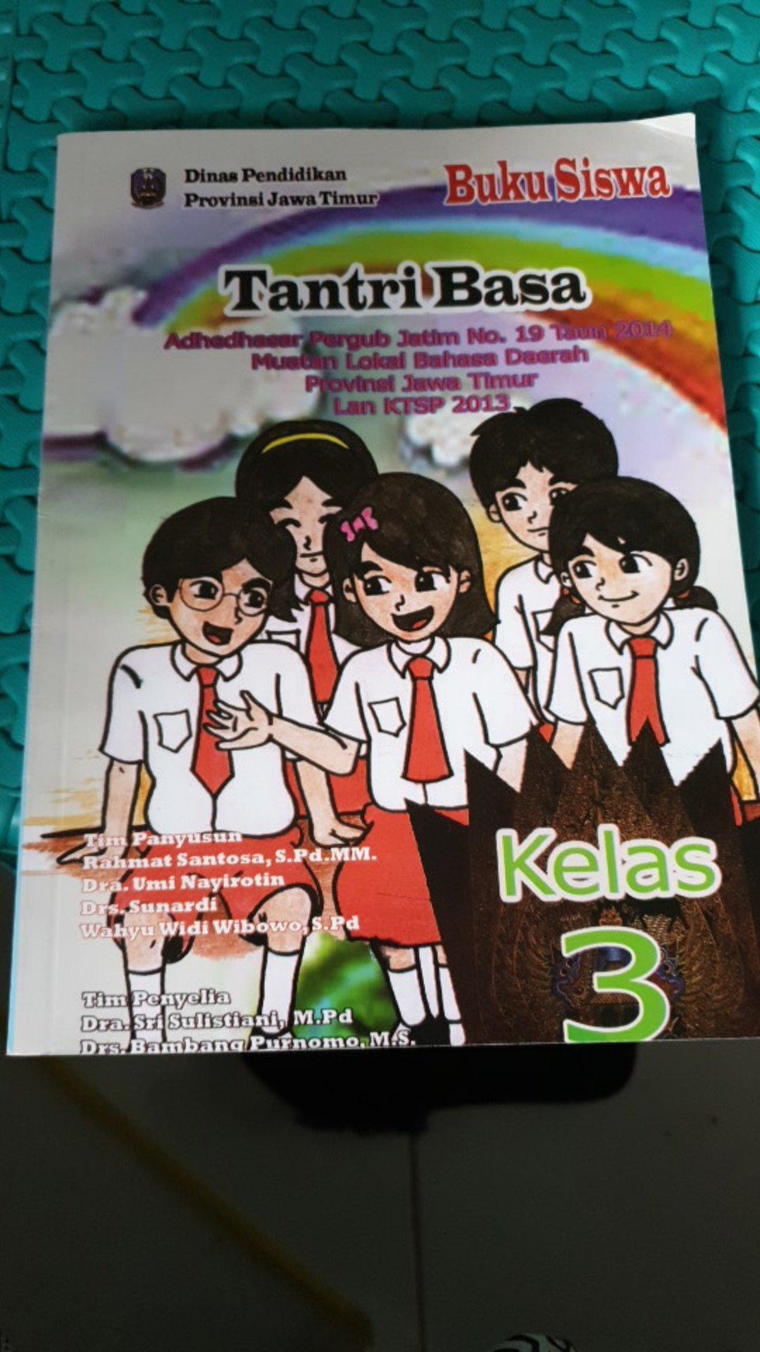 Terjual buku trampil basa untuk kelas 3 sd kaskus. Download Buku Tantri Basa Kelas 3 Sd