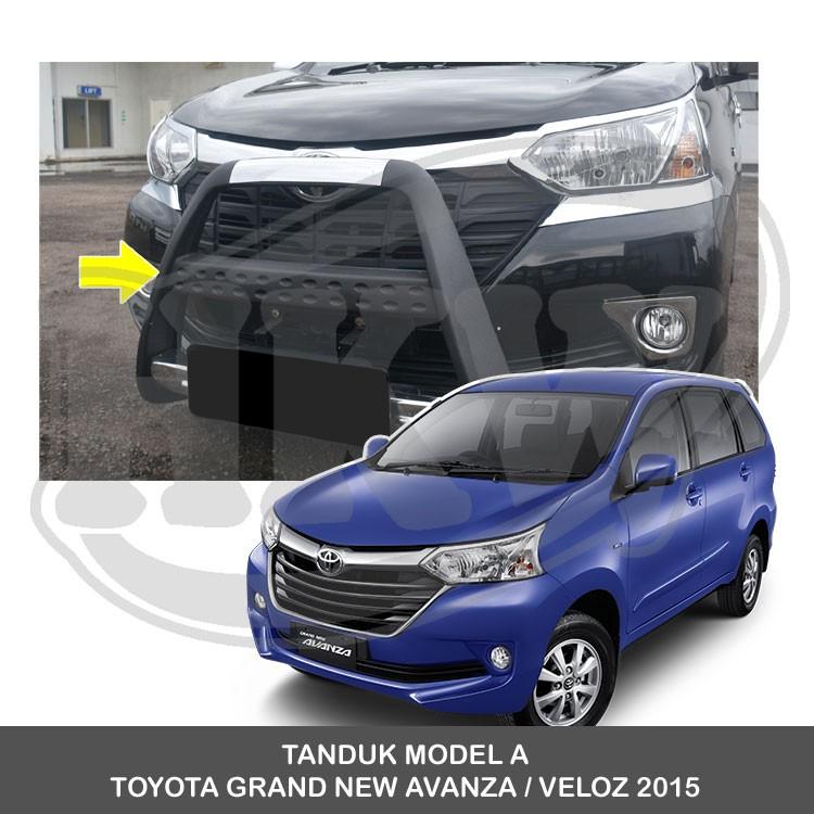 bemper depan grand new avanza veloz harga 2018 tanduk temukan dan penawaran aksesoris eksterior mobil online terbaik otomotif februari 2019 shopee indonesia