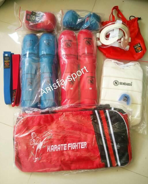 Alat Karate : karate, Perlengkapan, Karate, Kumite, Senkaido, Original, Shopee, Indonesia