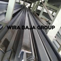 Harga Baja Ringan Hollow 3x3 Besi Siku Panjang 6 M Termurah Shopee Indonesia