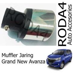 Grill Jaring Grand New Avanza Wallpaper All Kijang Innova Muffler Buntut Knalpot Racing Veloz Shopee Indonesia