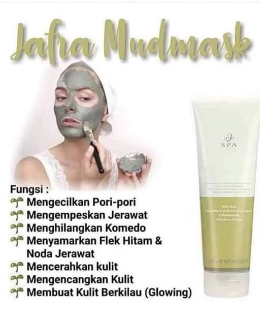 Cara Memakai Masker Jafra : memakai, masker, jafra, Masker, Jafra, Mask), Shopee, Indonesia