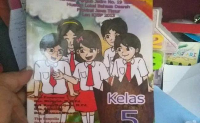 Get Kunci Jawaban Tantri Bahasa Jawa Kelas 3 Background Sekolah Kita Cute766