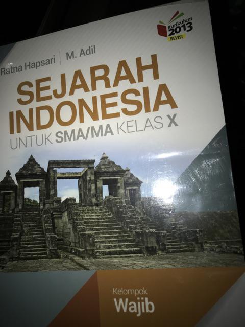 Materi Sejarah Indonesia Kelas 10 : materi, sejarah, indonesia, kelas, Sejarah, Indonesia, Kelas, Erlangga, IlmuSosial.id