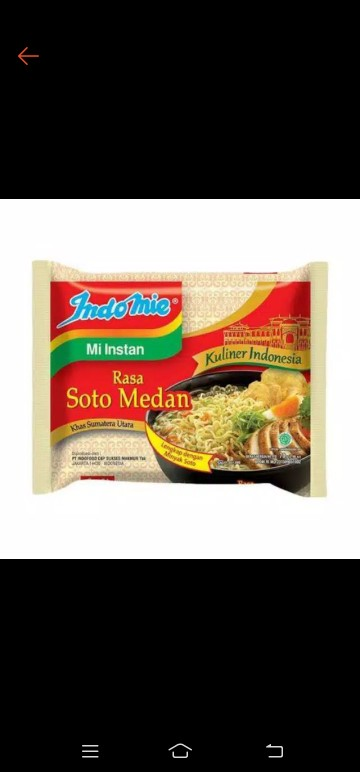 Indomie Soto Medan : indomie, medan, Indomie, Medan, Instan, Karton, Shopee, Indonesia