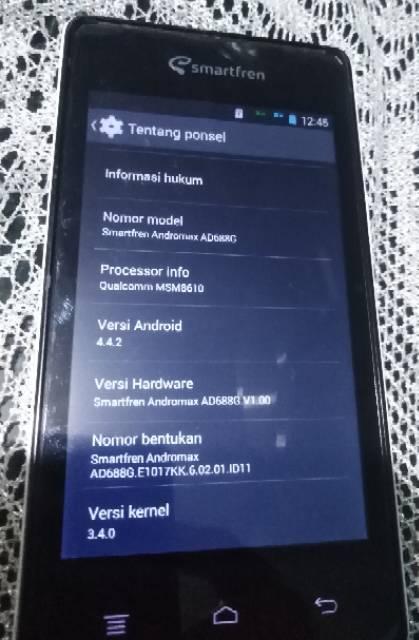 Dual Gsm Andromax Ad688g : andromax, ad688g, ANDROMAX, SMARTFREN, AD688G, Shopee, Indonesia