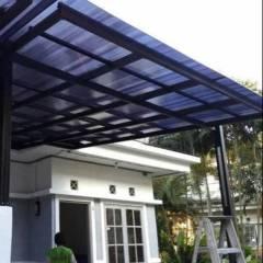 Harga Kanopi Baja Ringan Atap Polycarbonate Shopee Indonesia