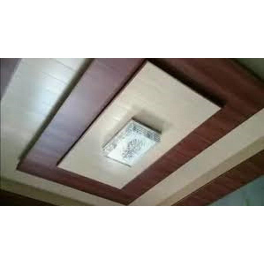 pasang plafon baja ringan partisi pvc gypsum kusen jendela pintu alumunium