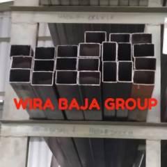 Harga Baja Ringan Hollow 3x3 Besi Hollo Hitam Tebal 2 0 Mm Shopee Indonesia