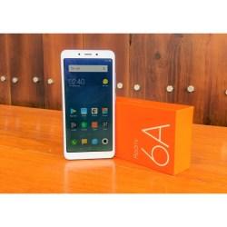 Handphone XIAOMI REDMI 6A Garansi TAM non repack Storage 16GB