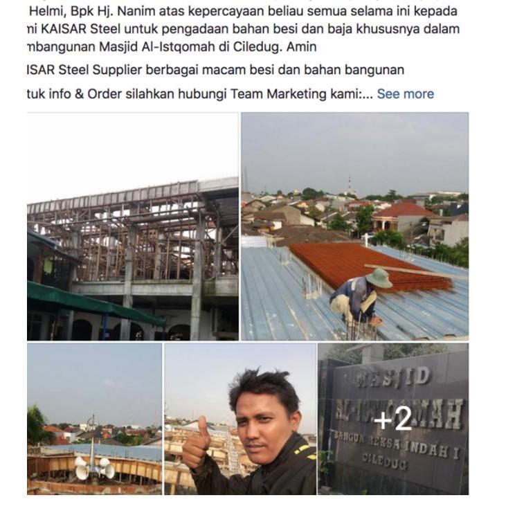 baja ringan ciledug pqd 083 reng sni shopee indonesia