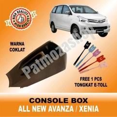 Console Box Grand New Avanza 1.3 G M/t 2016 All Xenia Shopee Indonesia