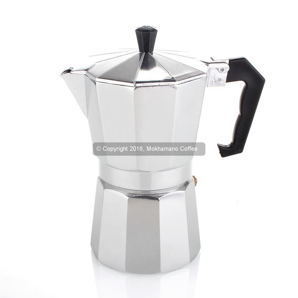 Coffee Pot Teko Kopi Espresso Pot Moka Pot Alumunium 9
