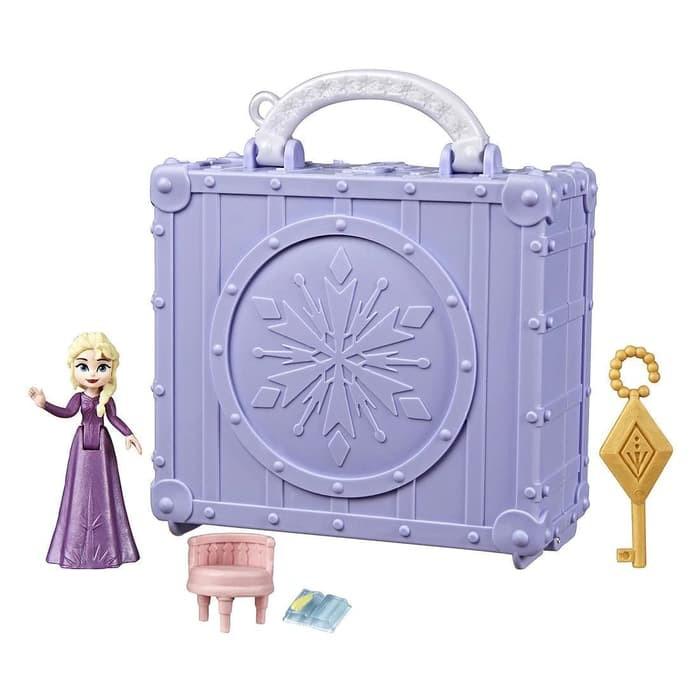 Hasbro Disney Frozen 2 Pop Adventures Elsa S Bedroom Pop Up Playset Shopee Indonesia