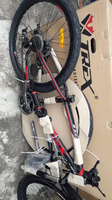 Harga Sepeda Trex Xt 787 : harga, sepeda, SEPEDA, CAKRAM, SPEED, Shopee, Indonesia
