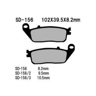 ผ้าเบรค หน้า CB650 CB500 Z650 Versys Triumph CBR250 CBR300
