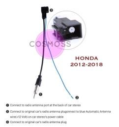 nissan oem plug and play radio antenna cable adapter socket shopee malaysia [ 1024 x 1024 Pixel ]