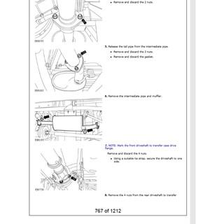 Land Rover Defender 110 2.2 Puma Engine Workshop Manual
