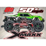 Traxxas 1 8 Xmaxx Rc Car 4x4 Monster Truck 50 Mph Shopee Malaysia
