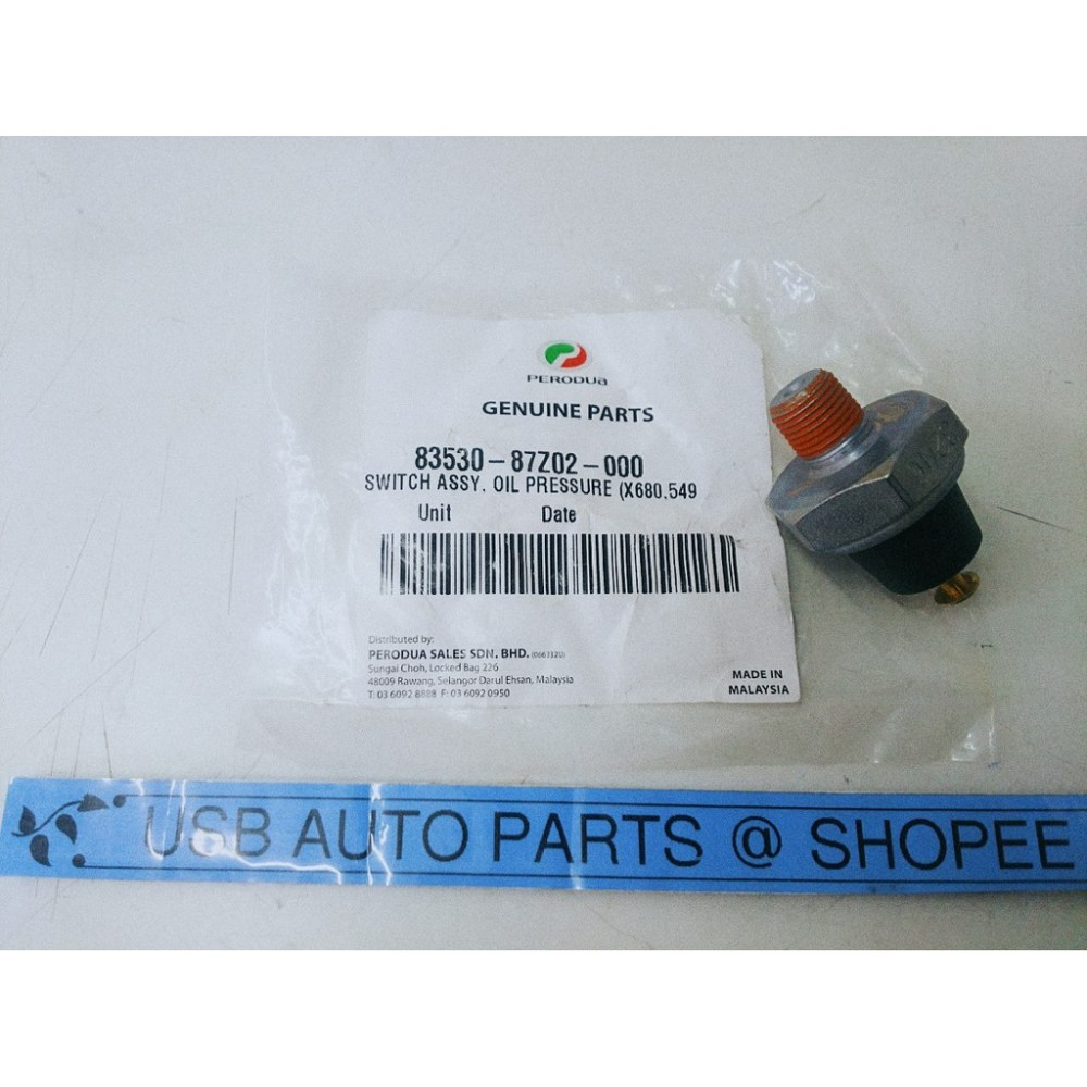 medium resolution of viva original perodua block assy fusible link fuse box 82620 bz010 shopee malaysia