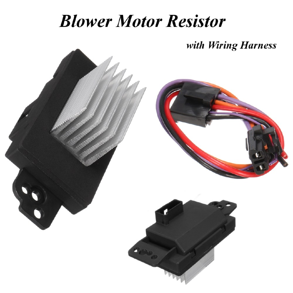 medium resolution of heating blower motor resistor wiring harness for chevrolet impalaproductimage productimage heating blower motor resistor wiring harness