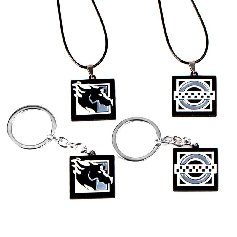 Rainbow Six Siege Maverick/Clash Pendant Necklace/Keychain