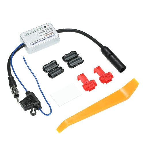 small resolution of my car stereo antenna fm radio signal amplifier booster shopee malaysia