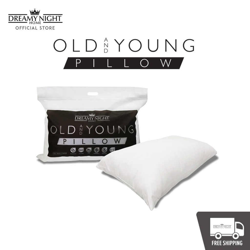 dreamynight home old young pillow hotel standard washable durable