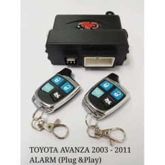 Reset Alarm Grand New Avanza Type E 2017 Toyota Plug Play Shopee Malaysia