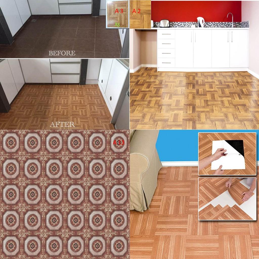tile self adhesive beige self stick vinyl floor tiles 25 pcs x 12 x 12