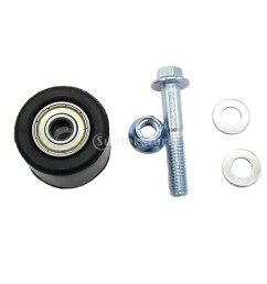 8mm chain roller tensioner pulley wheel guide for yamaha yfz 350 banshee shopee malaysia [ 1024 x 1024 Pixel ]