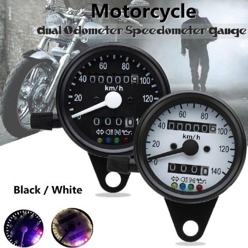 small resolution of  hot sale 12v 13000 rpm tachometer speedometer motorcycle led red blue shopee malaysia