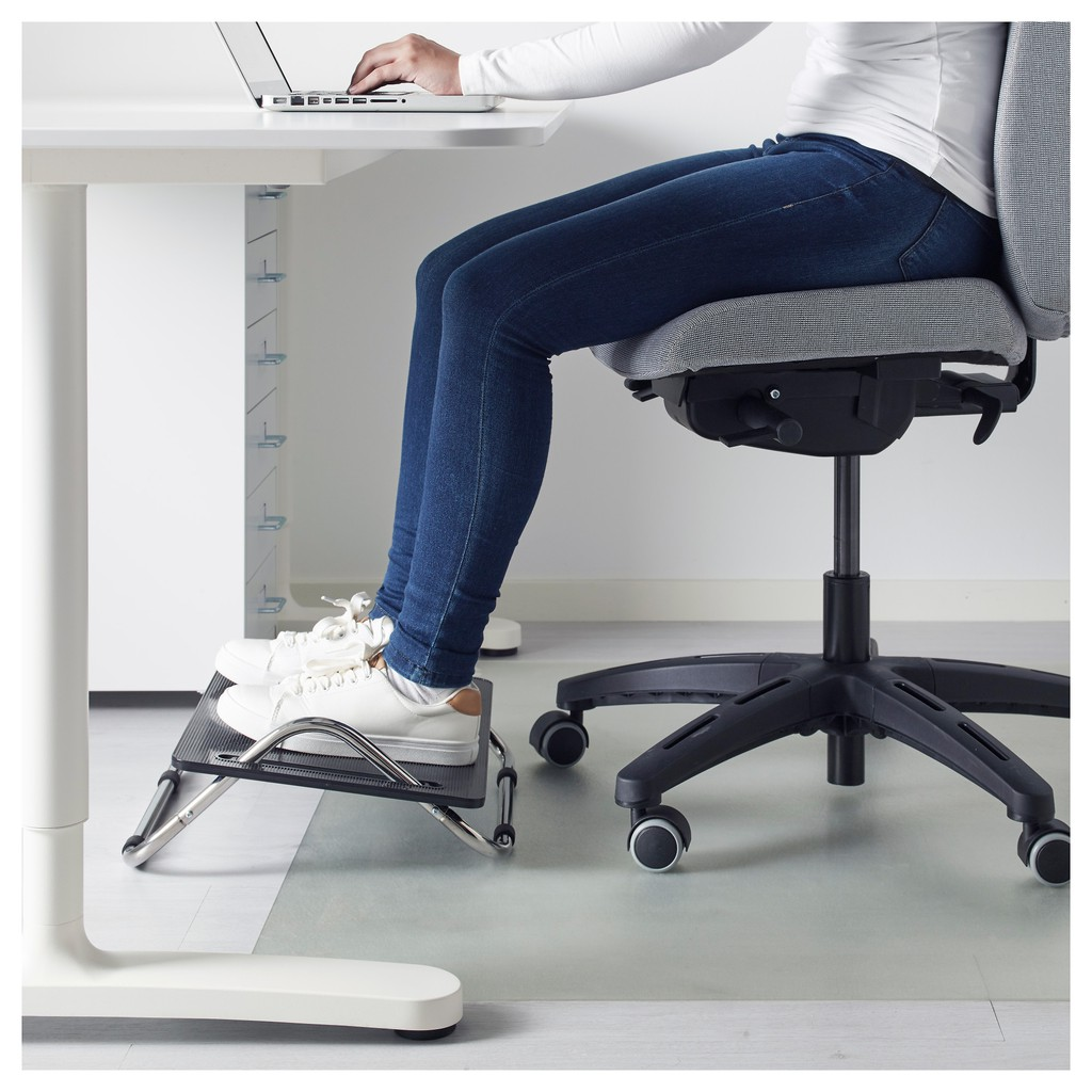 Fingal Swivel Chair Foot Rest Relief For Office Desk Chair Sitting Posture Ergonomic Dagotto