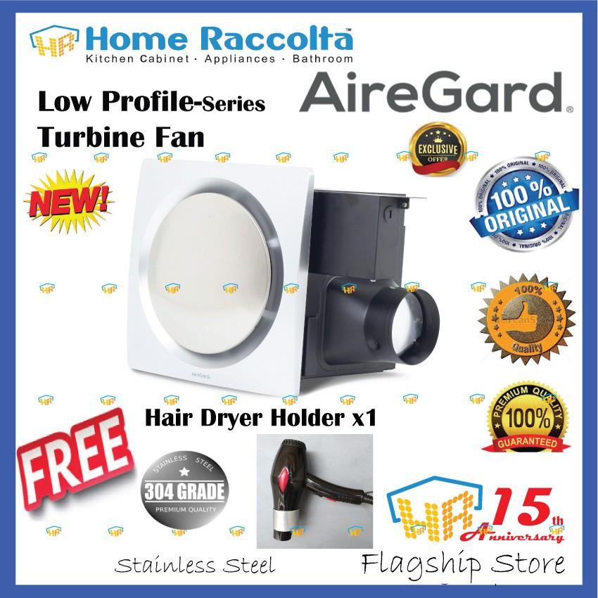 airegard ae120d1 exhaust fan low profile series ae 120d1 airegard ventilator