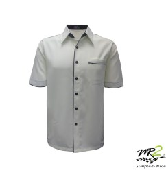 mr2 unisex polysoft corporate uniform beige navy fp 813 f shopee malaysia [ 1000 x 1000 Pixel ]
