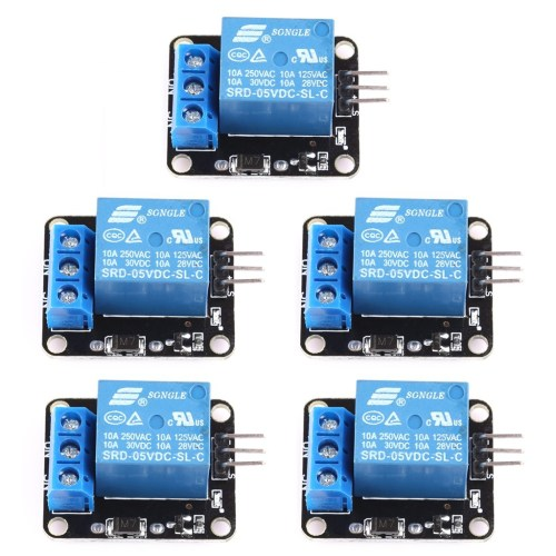 small resolution of 5v 16 channel relay board module optocoupler led for arduino pic arm avr fxsy shopee malaysia