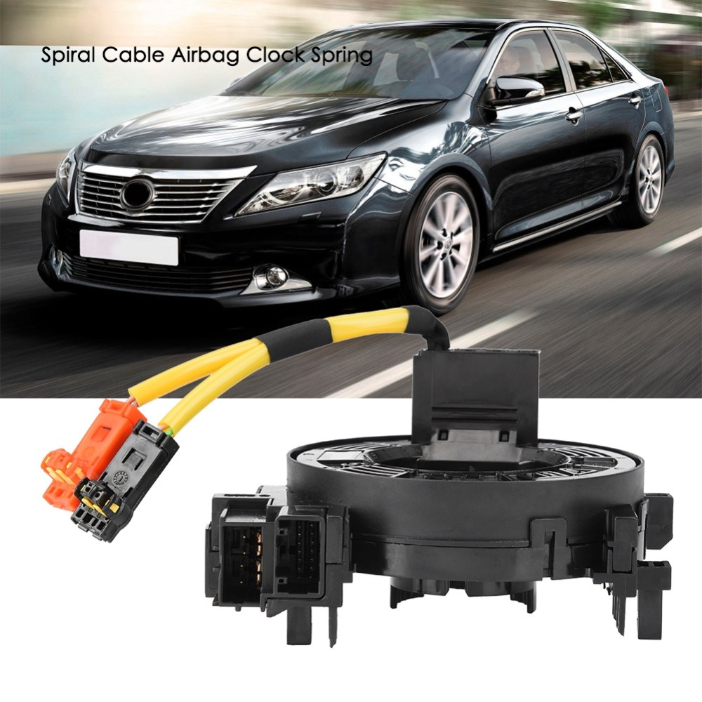 medium resolution of clock spring air bag cable 2 wires for nissan 25560 9ga5a shopee malaysia