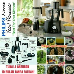 Philips Avance Food Processor Price 1990 Honda Accord Brake Light Wiring Diagram Small Kitchen Appliances Prices And Promotions Home Jan 2019 Shopee Malaysia