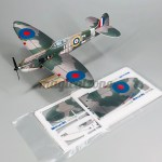 Minimumrc Spitfire 360mm Wingspan Micro 4ch Warbird Rc Airplane Kit With Power System Kit Motor Magicalzone Shopee Malaysia