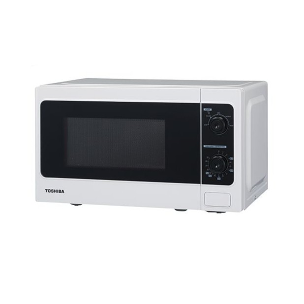 toshiba er sm20 w my microwave oven 20l 800w solo dial
