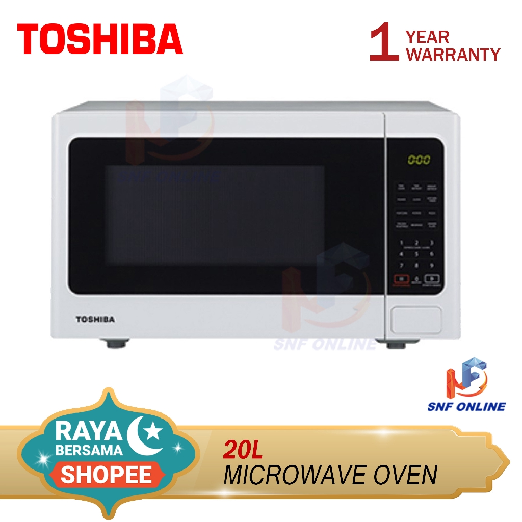 toshiba microwave oven 20l digital touch er ss20 w my