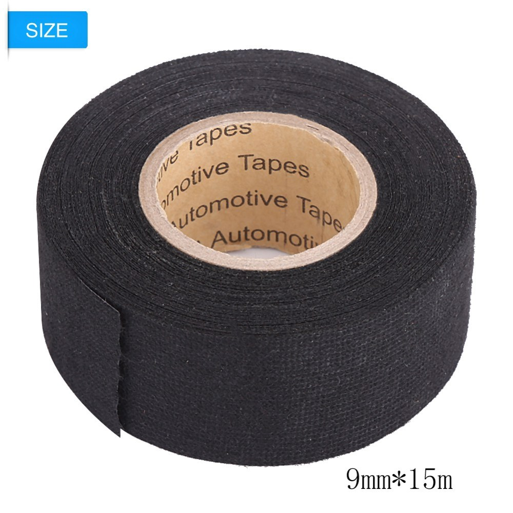 medium resolution of car self adhesive anti squeak automotive wiring harness tape shopee malaysia