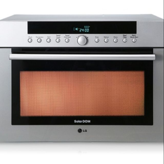 lg solardom convection microwave