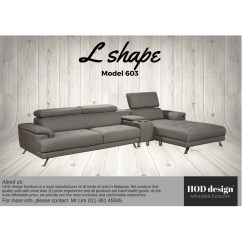 Sofa Furniture Sale Malaysia Mid Century Style Hod Design Fabric Leather L Shape Shopee