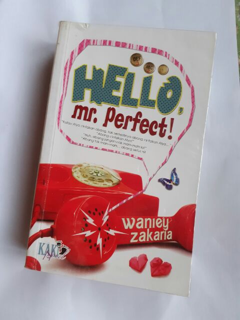 Hello Mr Perfect : hello, perfect, HELLO, Mr.Perfect!, Waniey, Zakaria, Shopee, Malaysia